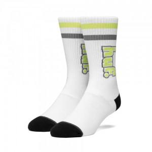 Chaussettes Huf Socks 1993 Stripe White