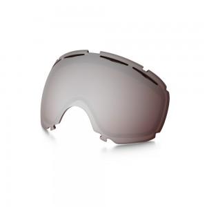 Ecran De Remplacement Pour Masque De Ski Oakley Canopy Black Rose Iridium