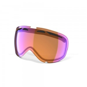 Ecran Masque Oakley Elevate Rep Lens Hi Persimmon