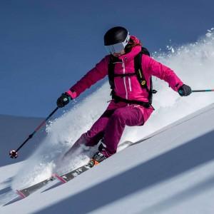 Rossignol Veste De Ski Type Parka Femme