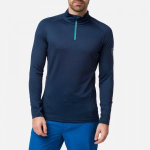 Rossignol Sous-vêtement 1/2 Zip Classique Homme