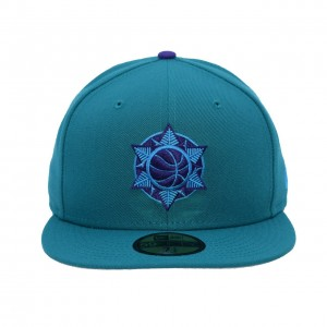 Fitted Hat Man New Era I Got to Bag It Up 59fifty Hat Utah Jazz Teal