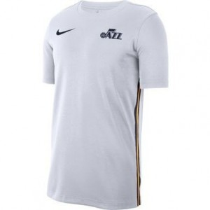 MensApparelPullovers Nike 19 DNA Top Utah Jazz