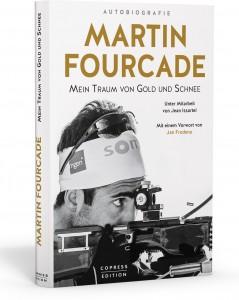 Martin Fourcade - Buch Mein Traum von Gold und Schnee
