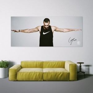 """Giant poster """"Life-size wingspan"""""""