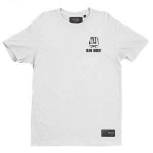 White t-shirt logo RG27 small