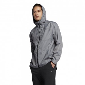 Veste Hurley Protect Solid Cool Grey