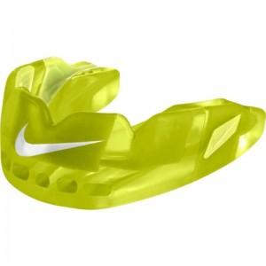 Protège dent Nike Hyperflow Adulte avec strap et saveur Citron Vert