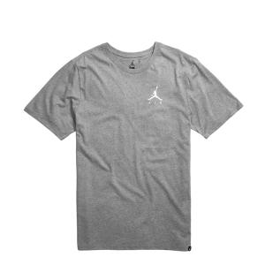 T-Shirt Jordan Sportswear Jumpman Air Embroidered gris pour Homme