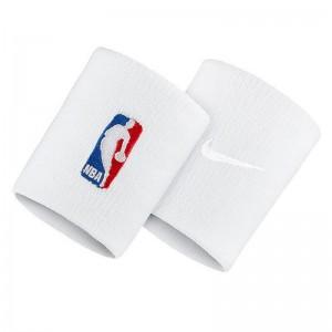 Poignet éponge NBA Nike LogoMan Blanc