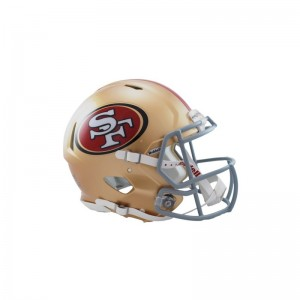 Riddell Replica Mini casque 49ers