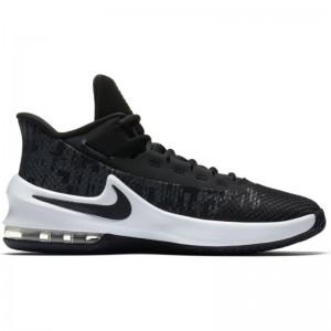 Chaussures de Basketball Nike Air max Infuriate II (GS) Noir pour junior