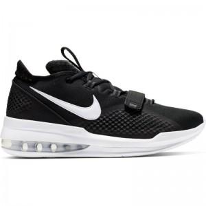 Chaussure de Basket Nike Air Force Max Low Noir pour Homme