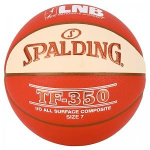 Ballon de Basketball Interieur / Exterieur Spalding LNB TF-350