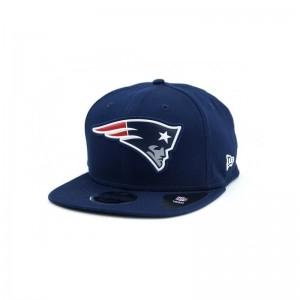 Casquette NFL New England Patriots New Era Team Logo Weld 9Fifty