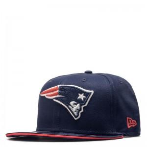 Casquette NFL New-England Patriots New Era Team Snapback 9fifty Navy