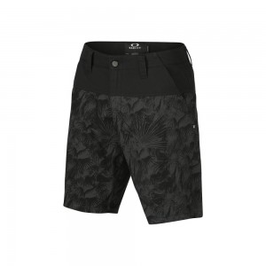 Bermuda Oakley Block Short Jet Black