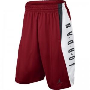 Short de Basket-ball Jordan Air Jordan Takeover Rouge pour homme