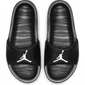 Sandale Jordan Break Slide Noir (GS) pour junior
