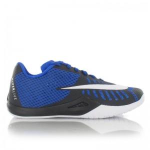 Nike Chaussure de Basketball Hyperlive Bleu pour homme