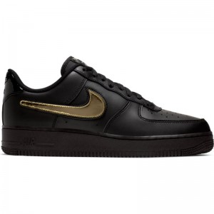 Chaussure Nike Air Force 1 '07 LV8 3 Noir pour homme