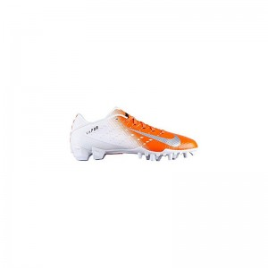 Crampons de Football Americain moulés Nike Vapor Untouchable Speed 3 orange pour Homme