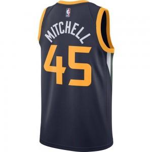KidsApparelJerseysJuvenile Outerstuff Juv Icon Swingman Jersey Utah Jazz Donovan Mitchell