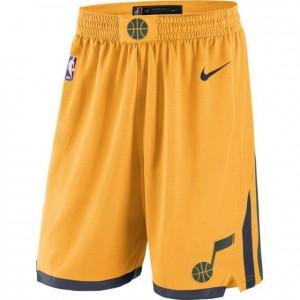 Nike Statement Swingman Shorts Utah Jazz