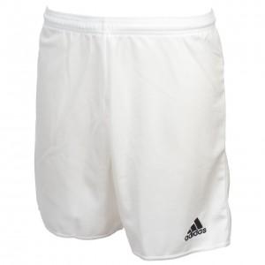 Short Joueur Football Homme Adidas Parma blanc uni short