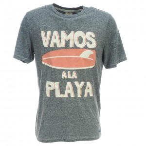 T-shirt Mode Manches Courte Homme Jack And Jones Quote total eclipse tee