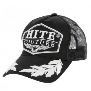 Casquette Mode Homme Hite  Couture Capil noir cap