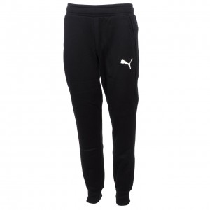 Pantalon De Survêtement Homme Fitté Puma Ess logo pants fl black