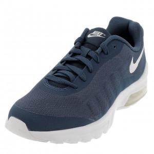 Chaussure Mode Ville Basse Enfant Nike Air max invigor bleu jr