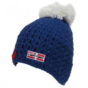 Bonnet Mode Homme Alpes Vertigo Fiss bleu/blc bonnet