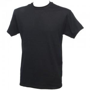 T-shirt Multisport Manches Courte Homme Toptex Heavy noir   mc coton