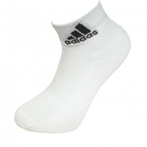 Socquettes Homme Adidas 3s per an hc 6p white