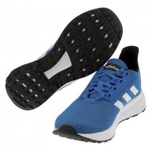 Chaussures Running Enfant Adidas Duramo 9k bleu jr