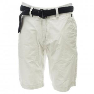 Short Mode Homme Petrol Industries Sho501 bright white short