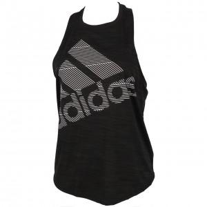 Débardeur Multisport Femme Adidas Bos logo tank black l