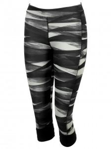 Corsaire (moulant) Multisport Femme Adidas Tf tig ca pr2 print/gretw