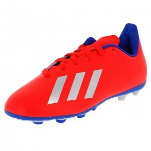 Chaussures Football Crampons Lamelles Enfant Adidas X 18.4 fxg jr