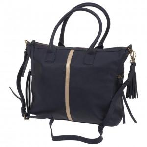 Sac à Main Mode Femme Cabas Pieces Jaci navy blazer sac lady