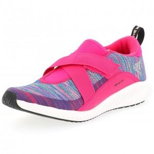 Chaussure Mode Ville Scratch Fillette Adidas Fortarun x$comfort