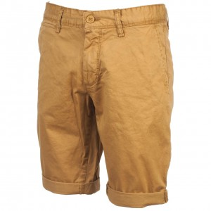 Short Mode Homme Teddy Smith Chino miel short