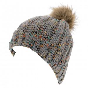 Bonnet Mode Femme Anako Darling gris bonnet