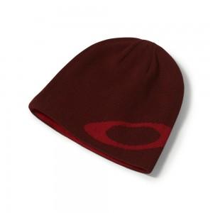 Bonnet Oakley Mainline Beanie Iron Red