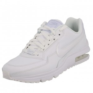 Chaussure Mode Ville Basse Homme Nike Air max leather cuir