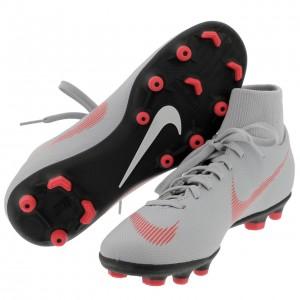 Chaussures Football Crampons Lamelles Enfant Nike Superfly 6 club jr grs