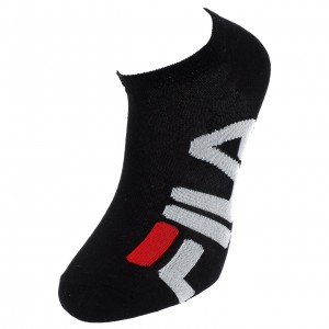 Chaussettes Invisibles Homme Fila Urban black invisible x2