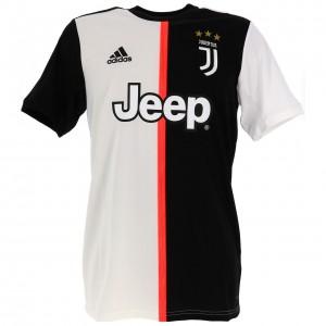 Maillot Réplica Football Homme Manches Courtes Adidas Juventusmailloth 2019/20